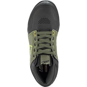 Leatt DBX 3.0 Buty rowerowe Mężczyźni, zielony/szary